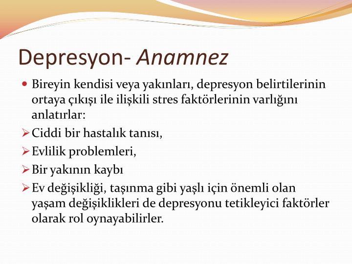 Depresyon-