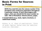 basic forms for sources in print1