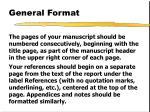 general format2