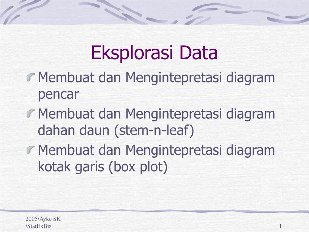 diagram batang daun best wiring libraryeksplorasi data n