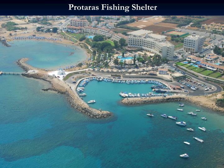 Protaras Fishing Shelter
