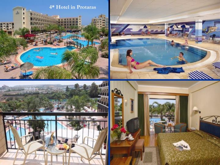4* Hotel in Protaras