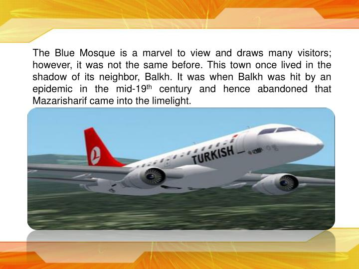 The Blue Mosque is a marvel to view and draws many visitors; however, it was not the same before. Th...