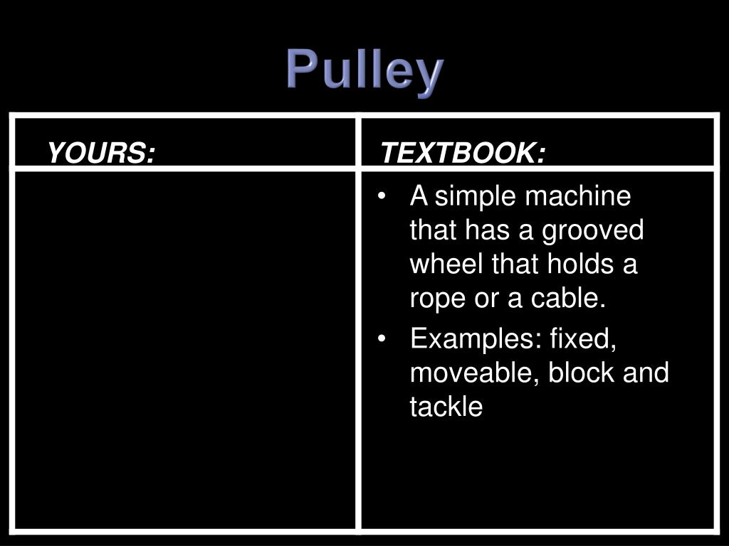 PPT - Simple Machines PowerPoint Presentation, free download