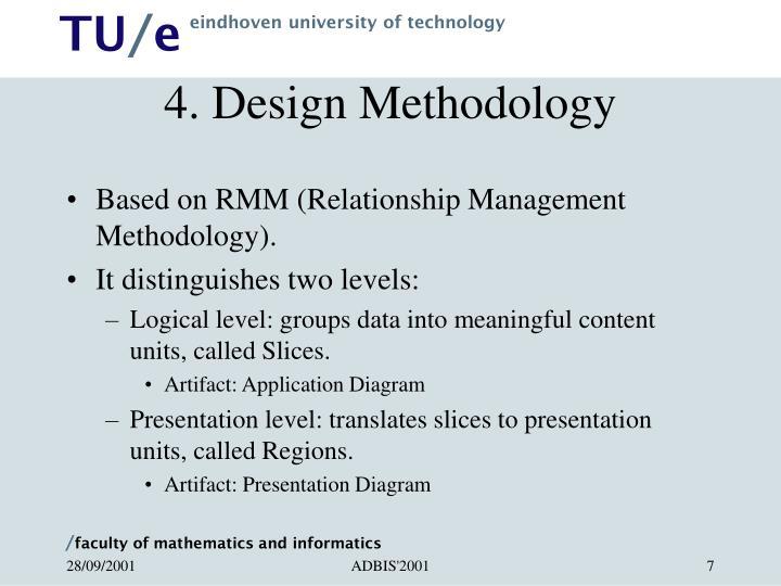 4. Design Methodology