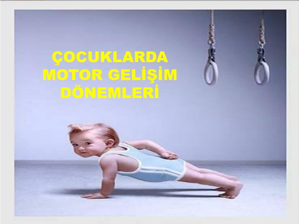Yenidoğan için cimnastik. Bebeğin fiziksel gelişim süreci