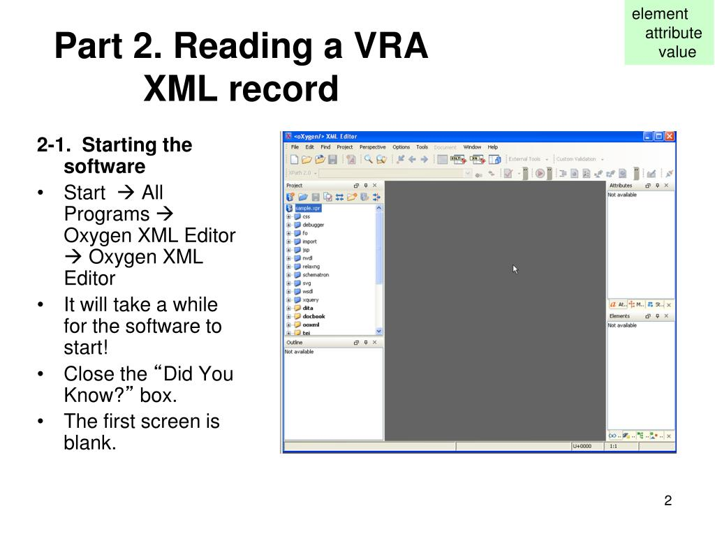 PPT - Part 1  Preparing for the exercises PowerPoint