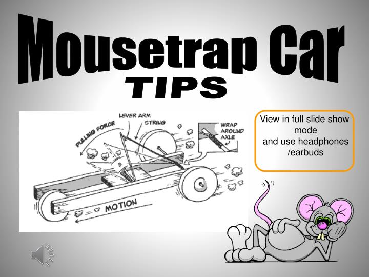 Ppt Mousetrap Car Powerpoint Presentation Id3823661