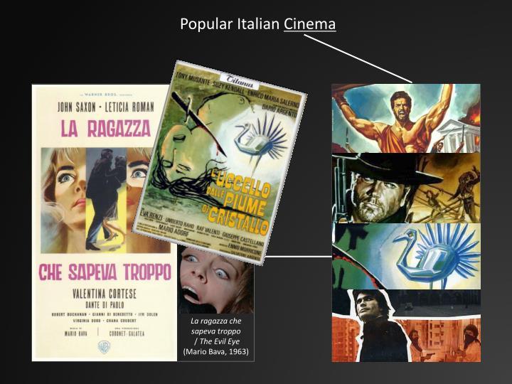 Popular Italian
