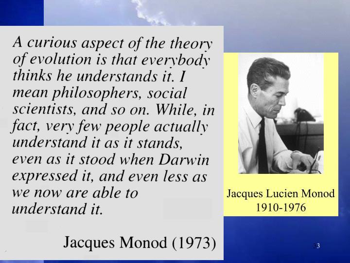 Jacques Lucien Monod
