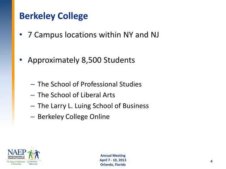 Berkeley College