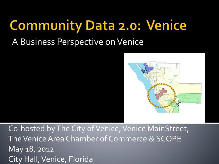 a business perspective on venice n.