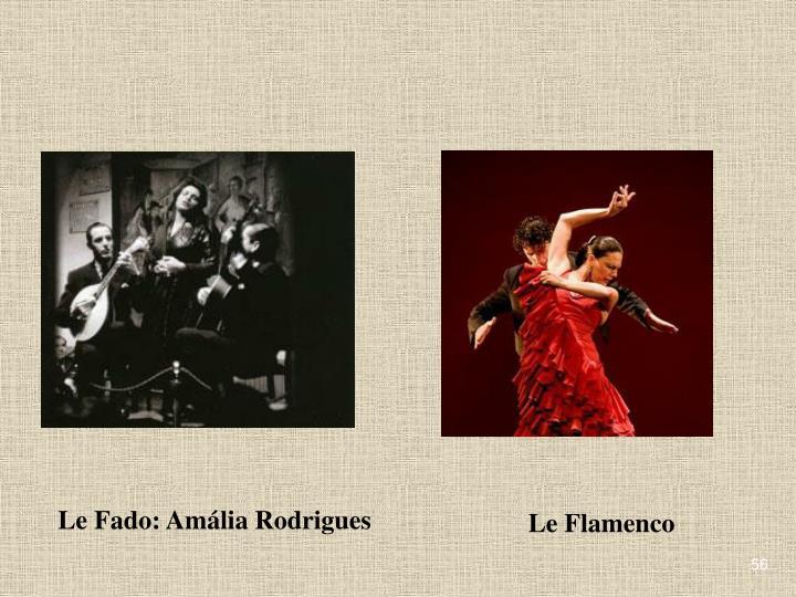 Le Fado: Amália Rodrigues