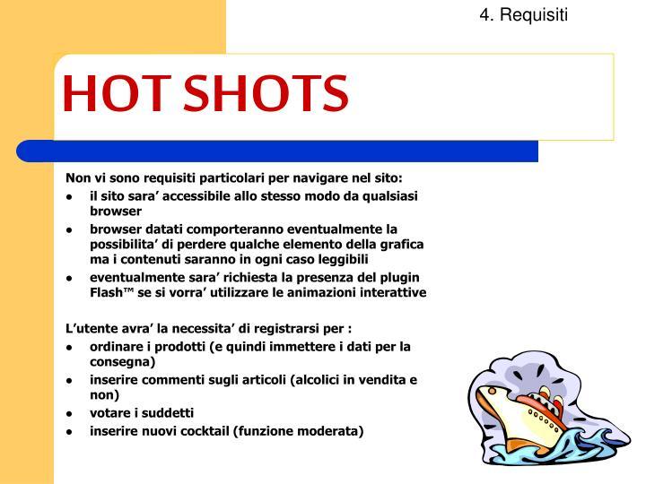 4. Requisiti