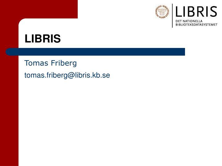 Tomas Friberg