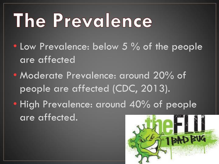 The Prevalence