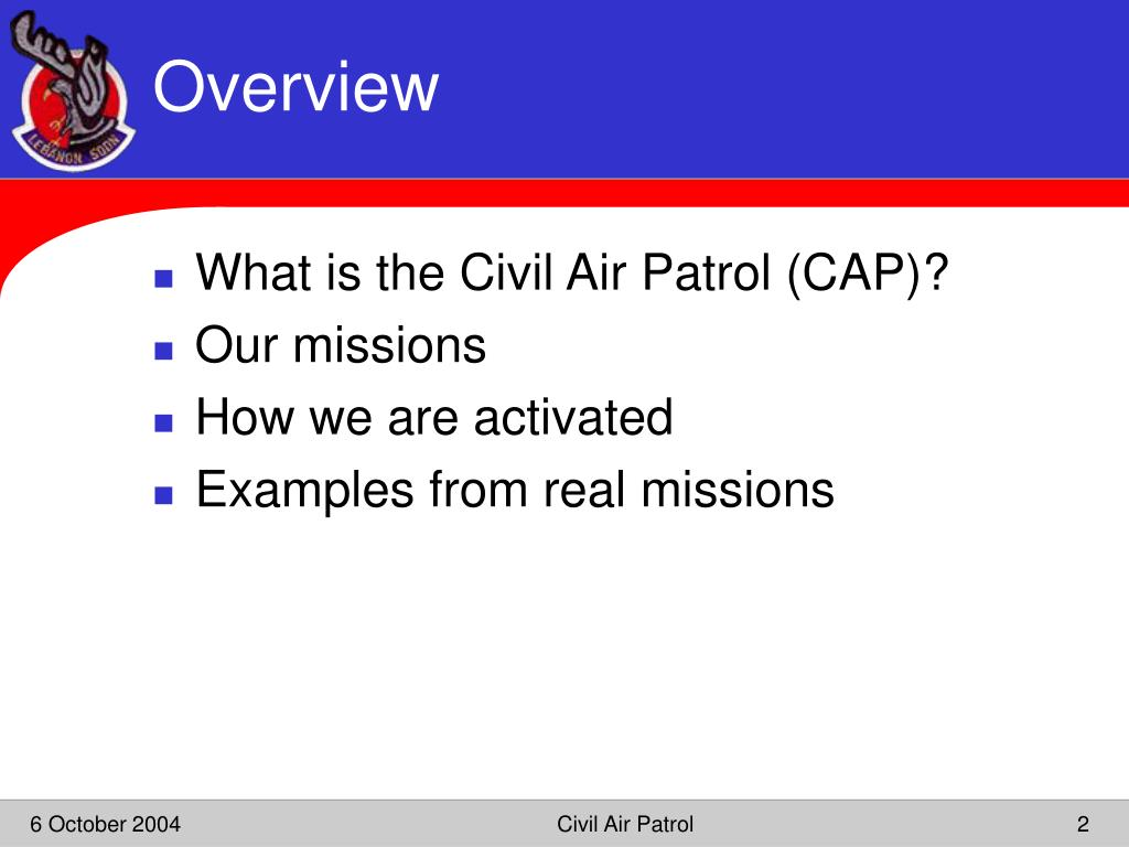 ppt civil air patrol powerpoint presentation free. Black Bedroom Furniture Sets. Home Design Ideas