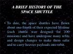 a brief history of the space shuttle7