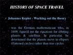 history of space travel2