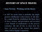 history of space travel3