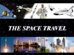 the space travel