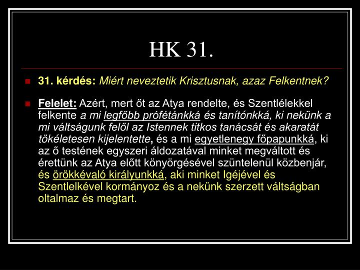 Hk 31