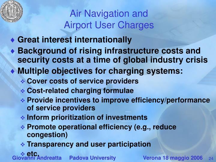 Air Navigation and