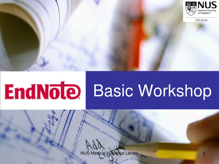 basic workshop n.