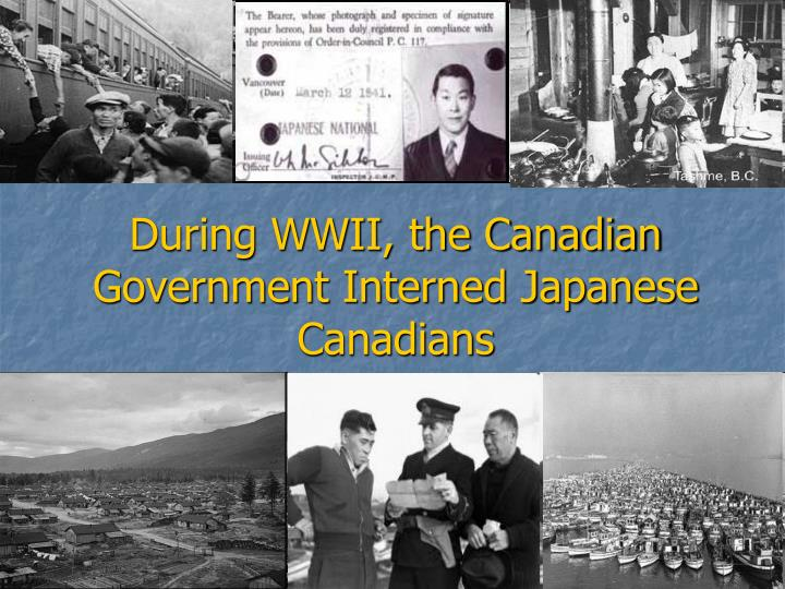 japanese internment during wwii essay Japanese internment the 1940's was a turning point for american citizens because world war ii was taking place during this time not only was america at odds with other countries, but also within its self.