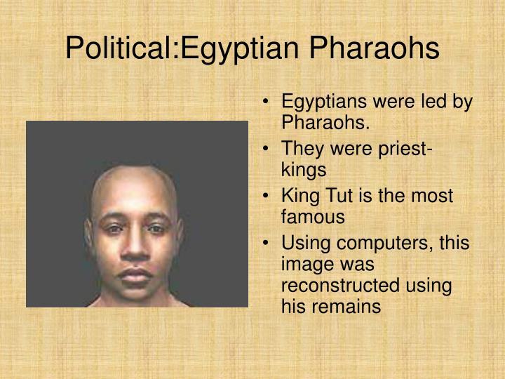 Political:Egyptian Pharaohs