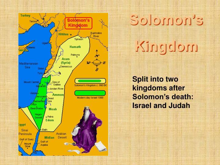 Solomon's