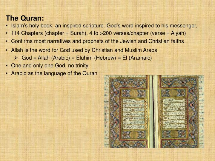 The Quran: