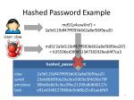 hashed password example