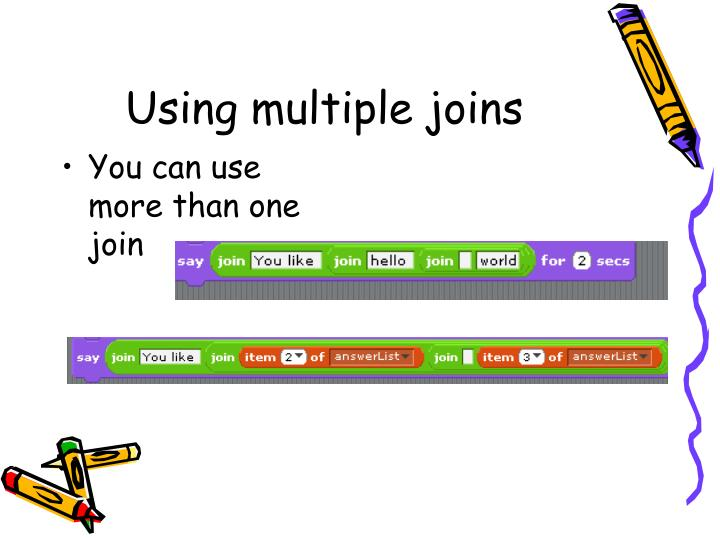 Using multiple joins