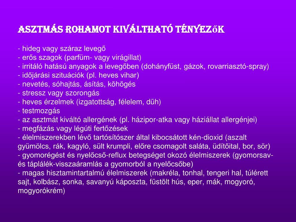 szag asztma)