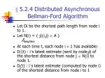 5 2 4 distributed asynchronous bellman ford algorithm1