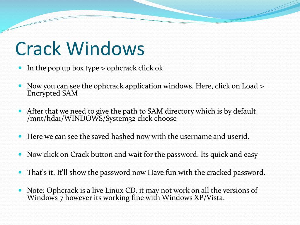 PPT - Wifi Cracker PowerPoint Presentation - ID:3832636