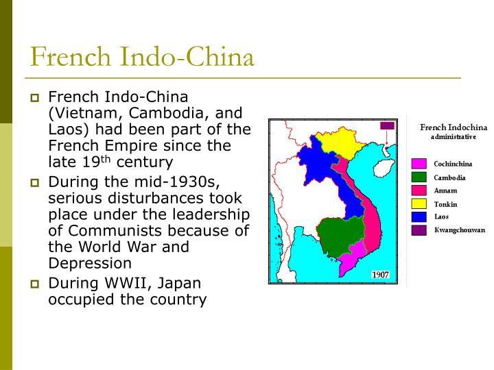 French indo china