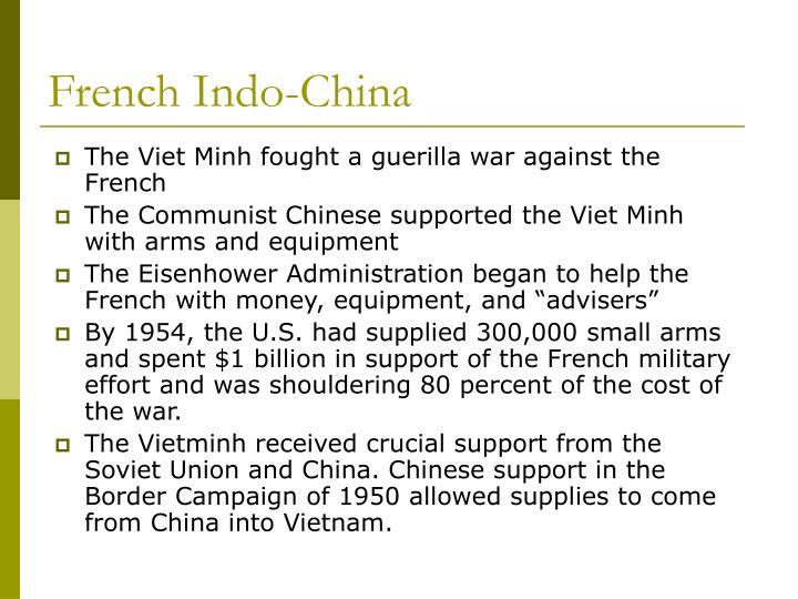 French Indo-China