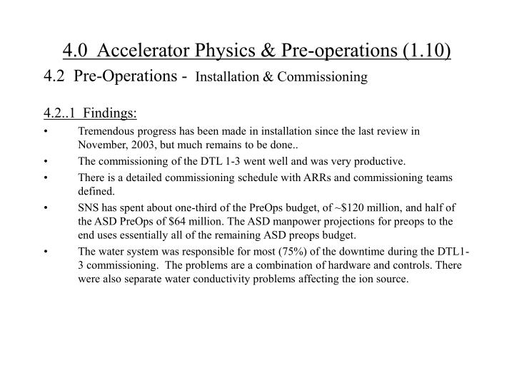 4 0 accelerator physics pre operations 1 102
