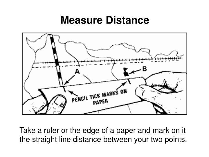 Measure Distance
