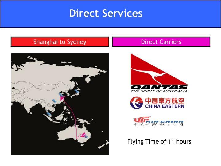 Direct Services