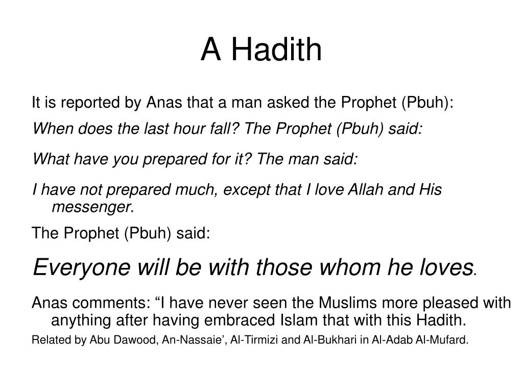 PPT - Letter's of The Prophet Prophets & Their