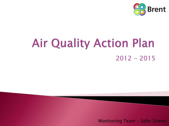 air quality action plan n.