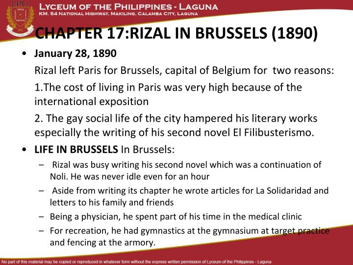 Ppt chapter 17rizal in brussels 1890 powerpoint presentation chapter 17rizal in brussels 1890 toneelgroepblik Images