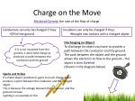 charge on the move