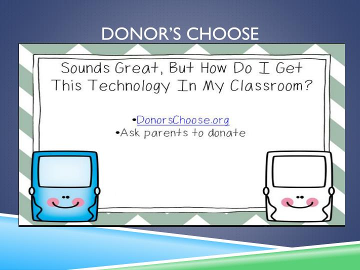 Donor's Choose