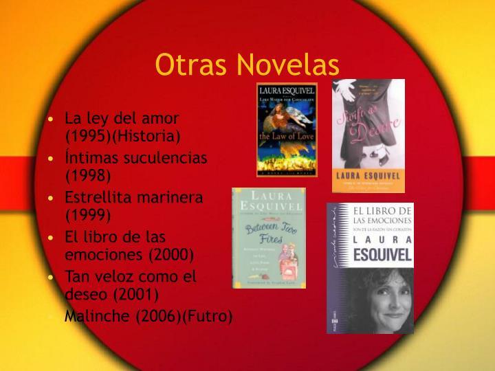 Otras Novelas