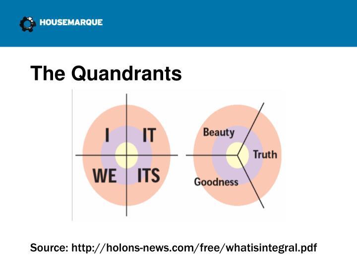 The Quandrants