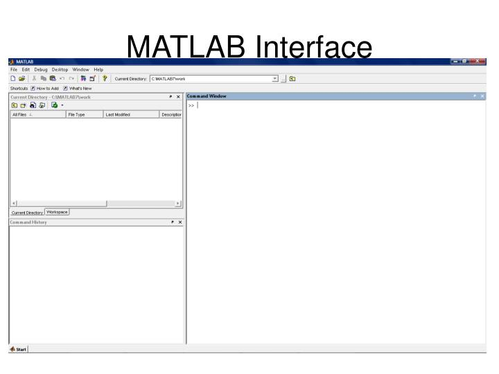 MATLAB Interface